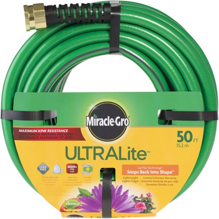 Miracle Gro Ultra Lite Hose
