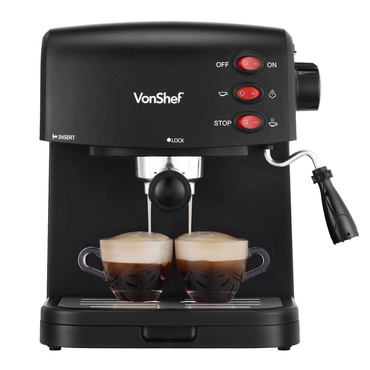 Best Home Latte Machine Review