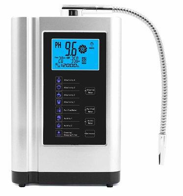 Alkaline Water Ionizer Water Purifier Machine