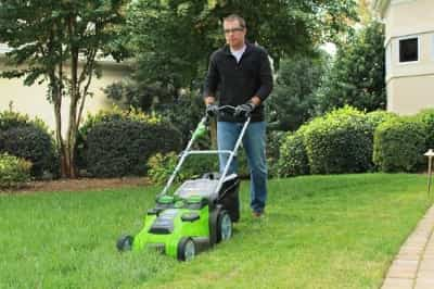 Greenworks Lawn Mower-min