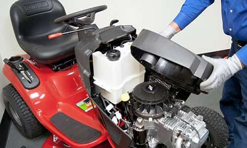 Lawn Mower engine repair resources