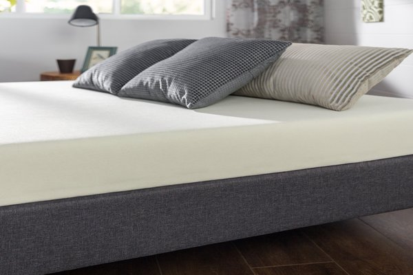Zinus Sleep Master Ultima Comfort Memory Foam 6 Inch Mattress Queen-min