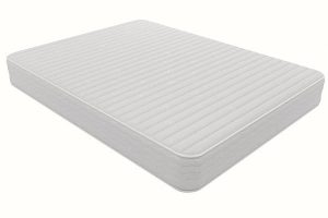 Signature Sleep Contour 8 Inch Independently Encased Coil Mattress with CertiPUR-US certified foam Queen-min