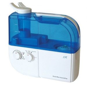 SPT SU-4010 Ultrasonic Dual-Mist Warm Cool Humidifier