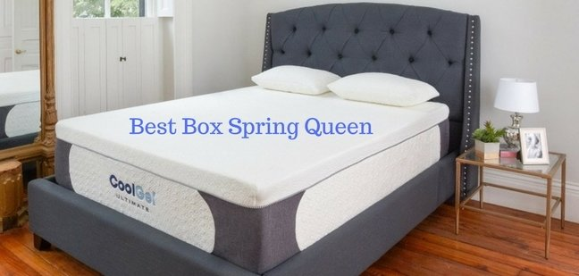 best_box_spring_queen
