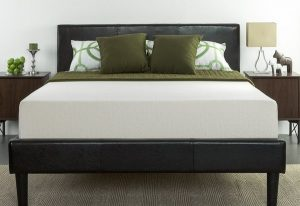 Green Tea Memory Foam Mattress review
