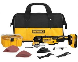 DEWALT DCS355D1 20V XR Lithium-Ion Oscillating Multi-Tool Kit Review
