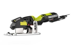Rockwell RK3440K Versacut 4.0 Amp Ultra-Compact Circular Saw with Laser Guide and 3-Blade Kit with carrying CaseReview