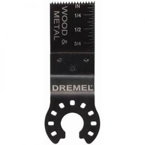 Dremel multi max wood and metal cut blade-min