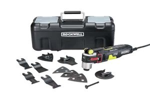 Rockwell RK5151K 4.2 Amp Sonicrafter F80 Oscillating Multi-Tool review