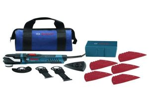 Bosch GOP40-30B StarlockPlus Oscillating Multi-Tool Kit review