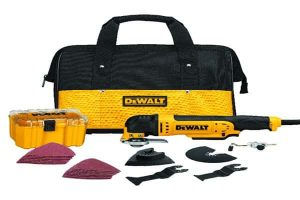 DEWALT DWE315K Multi-Material Corded Oscillating Tool Kit Review