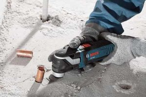 Bosch GOP40-30C StarlockPlus Oscillating Multi-Tool Kit with Snap-In Blade AttachmentReview