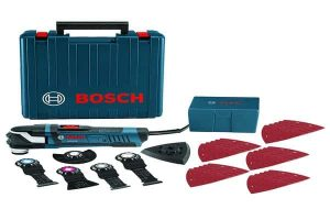 Bosch GOP40-30C StarlockPlus Oscillating Multi-Tool Kit with Snap-In Blade Attachment Review