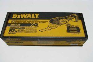 DEWALT DCS355B 20V XR Oscillating Multi-ToolReview