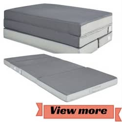 "Best Choice Products, 4"" Folding Portable Mattress Queen review"