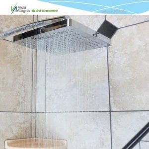 Rain 25 GPM Shower Head-min