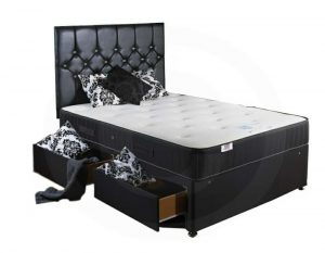 Bed Centre Backcare Divan with 2 Drawers