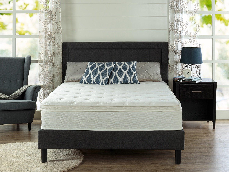 2. Zinus sleep master ultima comfort
