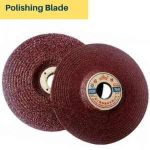 Polishing blade