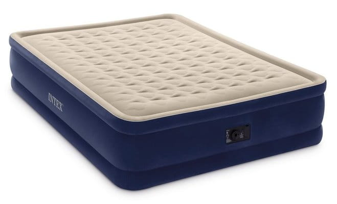Intex Elevated Deluxe Airbed Queen (64495MZ)