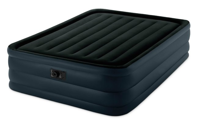 Intex Raised Downy Airbed Queen