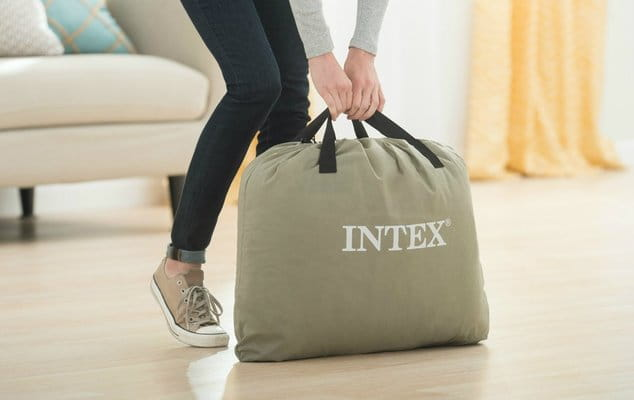 Intex airbed 66717E carry bag
