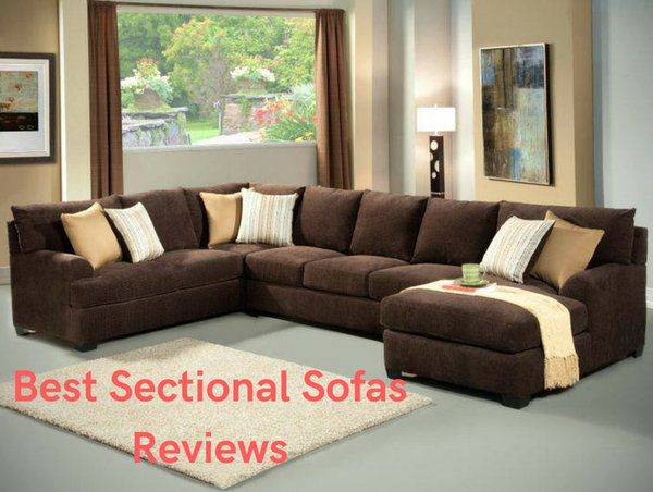 Best sectional sofas reviews 2019 most popular sectional - Best sectionals for apartments ...