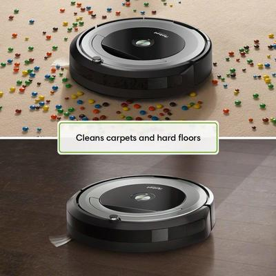 How Roomba 690 Cleans