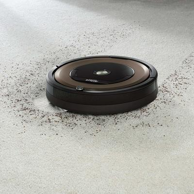 Roomba 890 Cleans nicely