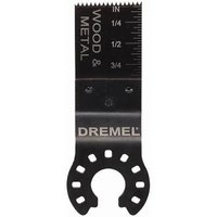 Dremel MM422B Multi-Max Wood and Metal Flush Cut Blade