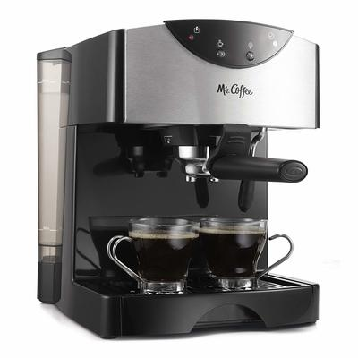 mr. coffee automatic dual shot review