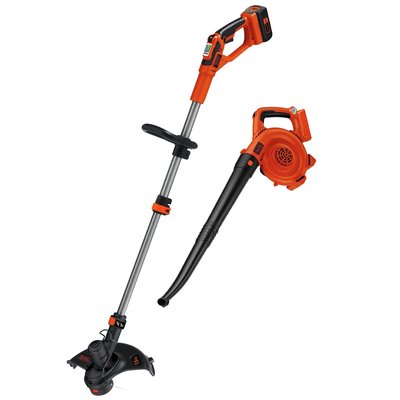 9. BLACKDECKER-LCC140-40-volt-Max-String-Trimmer
