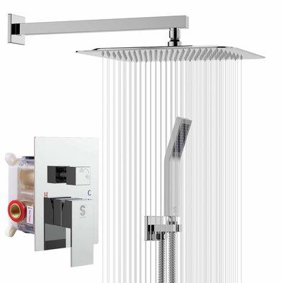SR SUN RISE SRSH-F5043 10 Inches Bathroom