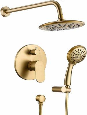GABRYLLY 8-inch shower system