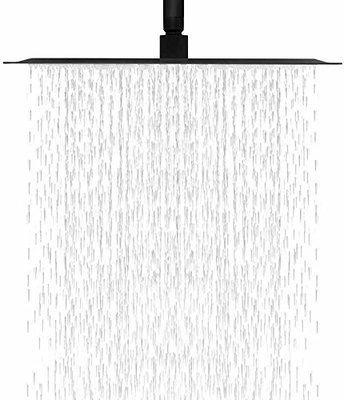 Lordear 12 Inch Rain Shower Head with High Pressure