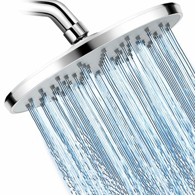 WarmSpray Rainfall Shower Head High Pressure