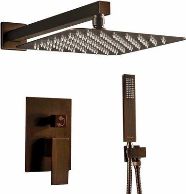 Artbath Bronze Shower System