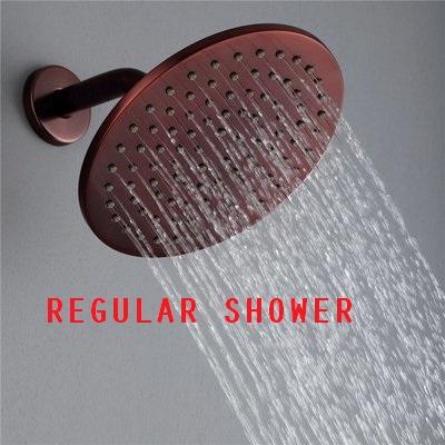 Regular Shower