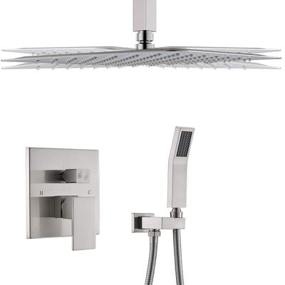 STARBATH SS01FCN 12 Inch Ceiling Mounted Shower System