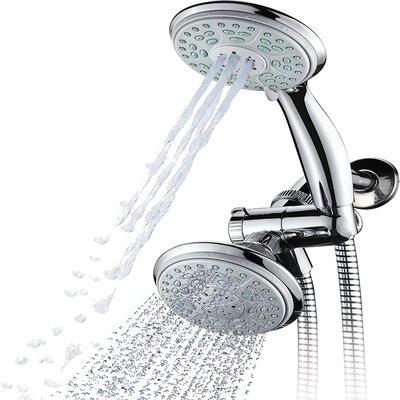 Aquadance by HotelSpa 24-Setting Slimline Showerhead